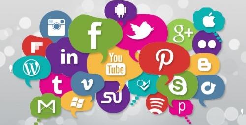 Logos Redes Sociales diálogos