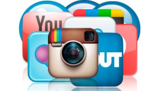 Logos Redes Sociales fotos