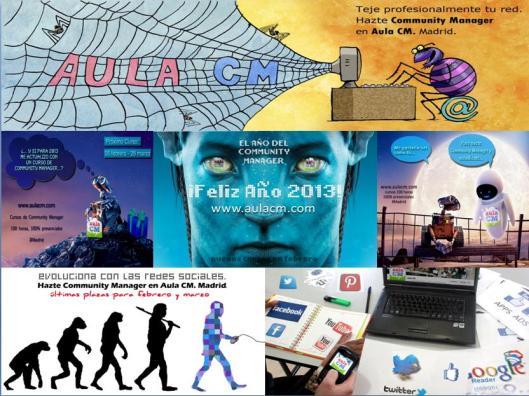 Contenidos digitales Prácticas AULA CM